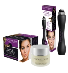 INNOVATOUCH Cosmetic Peptides de Venin de Serpent Crème+Roll-On Offert